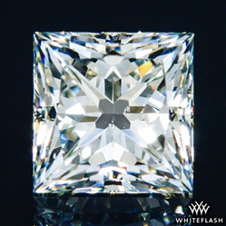 0.958 ct I VS2 A CUT ABOVE® Princess Super Ideal Cut Diamond