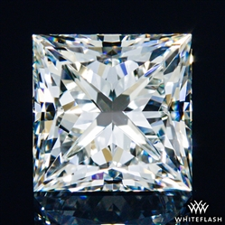 1.238 ct I VS1 A CUT ABOVE® Princess Super Ideal Cut Diamond