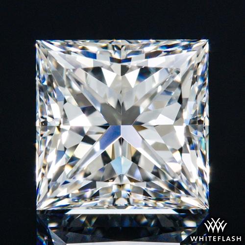 1.026 ct F VS1 A CUT ABOVE® Princess Super Ideal Cut Diamond