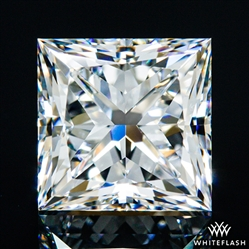 2.025 ct F VS1 A CUT ABOVE® Princess Super Ideal Cut Diamond