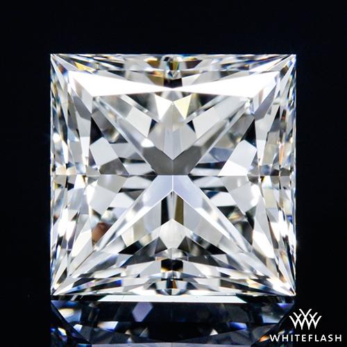 1.225 ct G VS1 A CUT ABOVE® Princess Super Ideal Cut Diamond