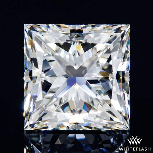 1.417 ct I VS1 A CUT ABOVE® Princess Super Ideal Cut Diamond