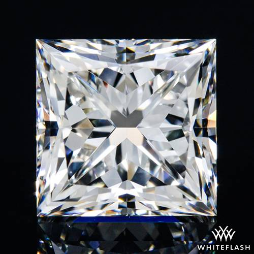 2.012 ct G VS1 A CUT ABOVE® Princess Super Ideal Cut Diamond