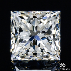 1.546 ct G VS2 A CUT ABOVE® Princess Super Ideal Cut Diamond