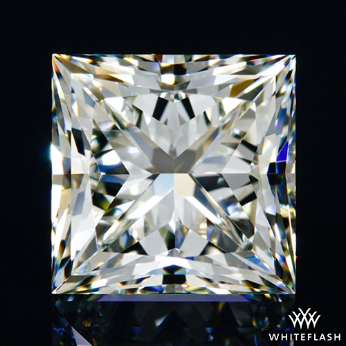 2.027 ct J VS1 A CUT ABOVE® Princess Super Ideal Cut Diamond