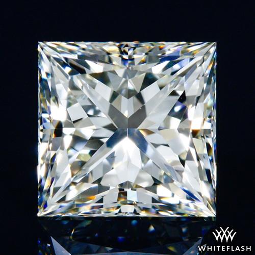 1.015 ct I VS2 A CUT ABOVE® Princess Super Ideal Cut Diamond