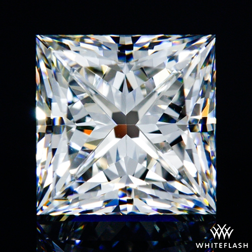 1.415 ct G VS1 A CUT ABOVE® Princess Super Ideal Cut Diamond