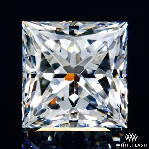 0.812 ct G VS1 A CUT ABOVE® Princess Super Ideal Cut Diamond
