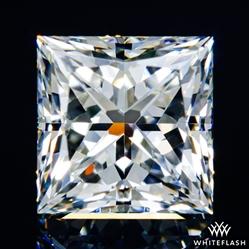 0.812 ct G VS1 A CUT ABOVE® Princess Super Ideal Cut Diamond