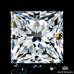 1.544 ct E VS2 A CUT ABOVE® Princess Super Ideal Cut Diamond