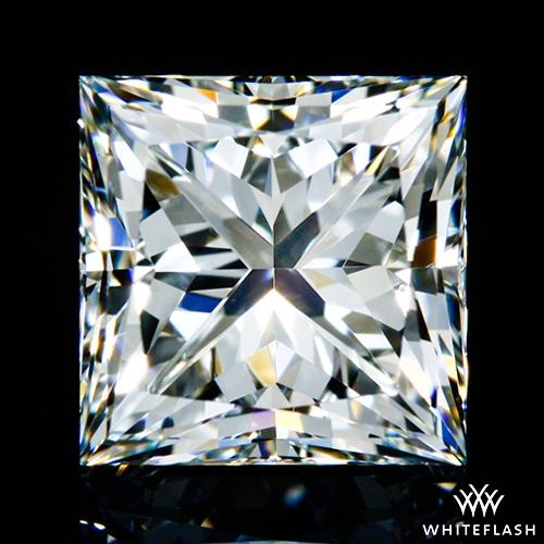 0.937 ct H VS1 A CUT ABOVE® Princess Super Ideal Cut Diamond