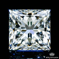 0.652 ct G VS1 A CUT ABOVE® Princess Super Ideal Cut Diamond