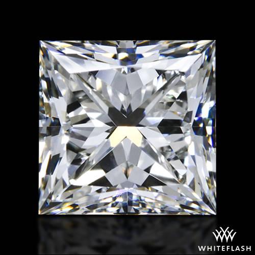 2.564 ct I VVS2 A CUT ABOVE® Princess Super Ideal Cut Diamond