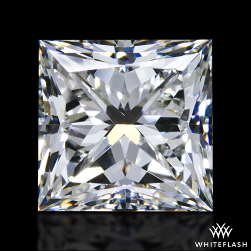 2.564 ct I VVS2 A CUT ABOVE® Princess Super Ideal Cut Diamond