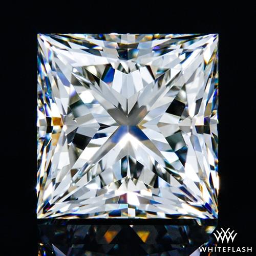 1.913 ct J VS2 A CUT ABOVE® Princess Super Ideal Cut Diamond