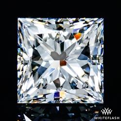 0.98 ct G VS2 A CUT ABOVE® Princess Super Ideal Cut Diamond