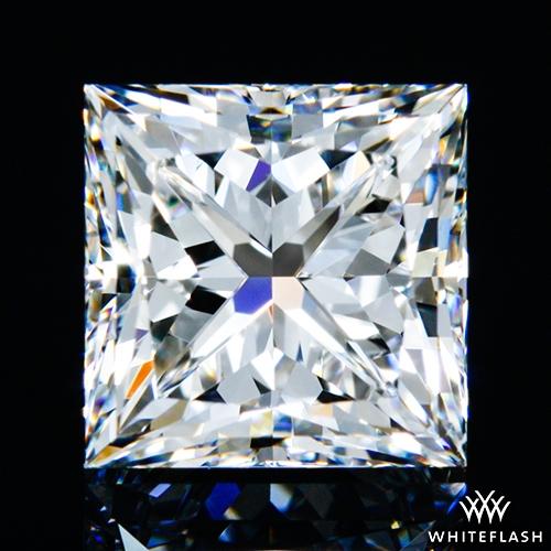 1.227 ct G VS1 A CUT ABOVE® Princess Super Ideal Cut Diamond