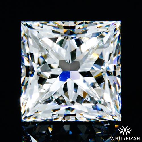 1.314 ct G VS1 A CUT ABOVE® Princess Super Ideal Cut Diamond
