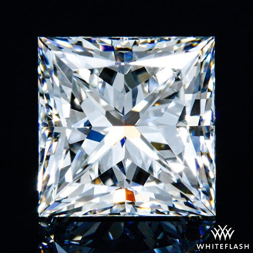 1.007 ct G VS2 A CUT ABOVE® Princess Super Ideal Cut Diamond
