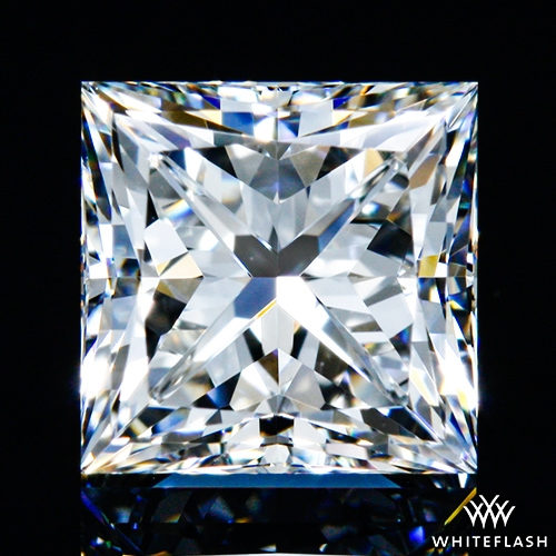 0.948 ct G VVS2 A CUT ABOVE® Princess Super Ideal Cut Diamond