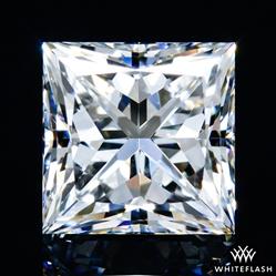 1.005 ct F VS2 A CUT ABOVE® Princess Super Ideal Cut Diamond