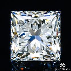 1.017 ct H VS2 A CUT ABOVE® Princess Super Ideal Cut Diamond