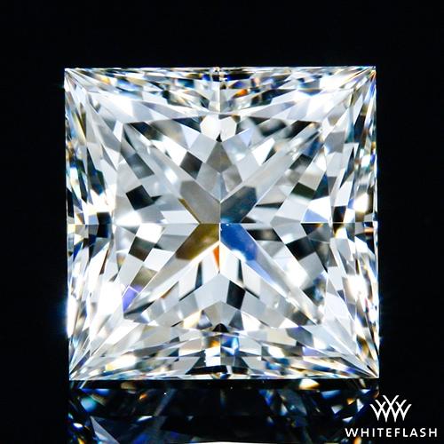 0.85 ct I VS2 A CUT ABOVE® Princess Super Ideal Cut Diamond