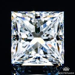 0.811 ct G VS1 A CUT ABOVE® Princess Super Ideal Cut Diamond
