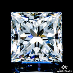 1.052 ct G VS1 A CUT ABOVE® Princess Super Ideal Cut Diamond