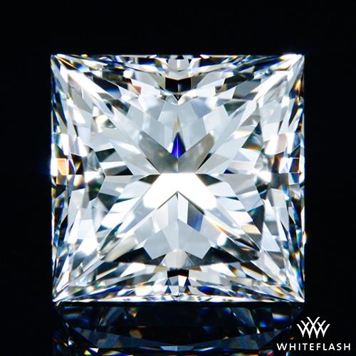 1.70 ct G VS2 A CUT ABOVE® Princess Super Ideal Cut Diamond