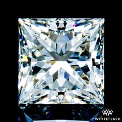 0.605 ct I VS2 A CUT ABOVE® Princess Super Ideal Cut Diamond