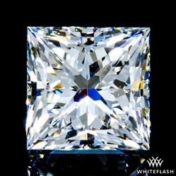 1.097 ct G VS2 A CUT ABOVE® Princess Super Ideal Cut Diamond