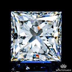 1.061 ct I SI1 A CUT ABOVE® Princess Super Ideal Cut Diamond