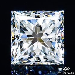 1.057 ct F VS2 A CUT ABOVE® Princess Super Ideal Cut Diamond