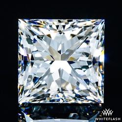 0.511 ct G VS1 A CUT ABOVE® Princess Super Ideal Cut Diamond