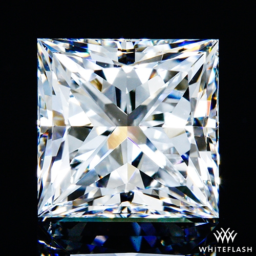 1.025 ct F VS2 A CUT ABOVE® Princess Super Ideal Cut Diamond