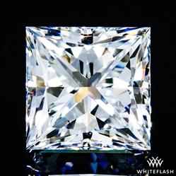 1.025 ct F VS2 A CUT ABOVE® Princess Super Ideal Cut Diamond