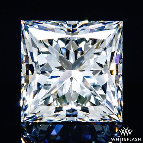 2.005 ct H VS1 A CUT ABOVE® Princess Super Ideal Cut Diamond