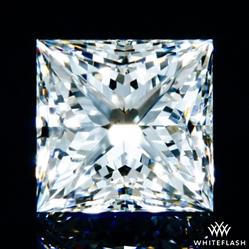 0.825 ct I VS2 A CUT ABOVE® Princess Super Ideal Cut Diamond