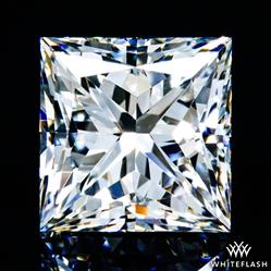 0.804 ct I VS1 A CUT ABOVE® Princess Super Ideal Cut Diamond