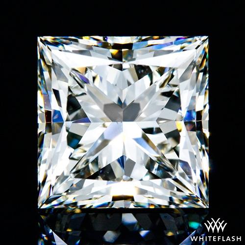 1.517 ct J VS2 A CUT ABOVE® Princess Super Ideal Cut Diamond