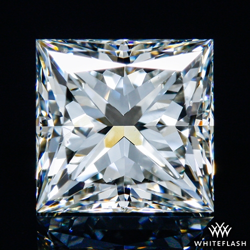 1.015 ct J VS2 A CUT ABOVE® Princess Super Ideal Cut Diamond