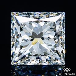 1.015 ct J VS2 A CUT ABOVE® Princess Super Ideal Cut Diamond