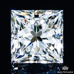 1.373 ct H VS2 A CUT ABOVE® Princess Super Ideal Cut Diamond