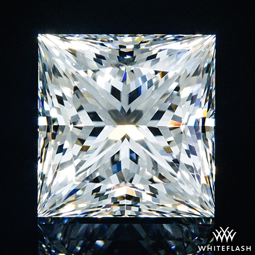 1.168 ct G VVS1 A CUT ABOVE® Princess Super Ideal Cut Diamond