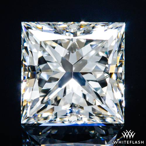 1.135 ct I VS2 A CUT ABOVE® Princess Super Ideal Cut Diamond