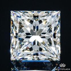 1.258 ct I VS2 A CUT ABOVE® Princess Super Ideal Cut Diamond