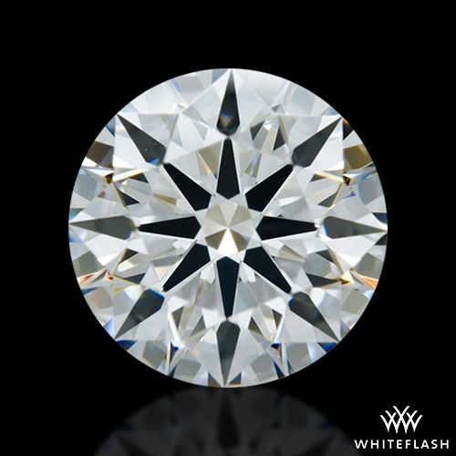 1.033 ct G VS1 A CUT ABOVE® Hearts and Arrows Super Ideal Round Cut Loose Diamond
