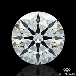 1.638 ct H VS2 A CUT ABOVE® Hearts and Arrows Super Ideal Round Cut Loose Diamond