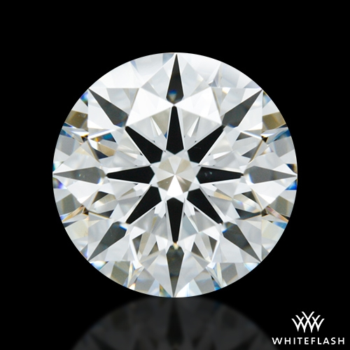 2.098 ct H VS2 A CUT ABOVE® Hearts and Arrows Super Ideal Round Cut Loose Diamond